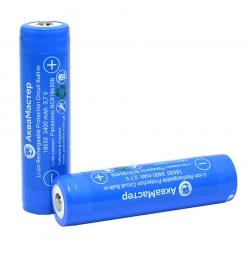 Аккумулятор Li-Ion 18650 3400mAh с защитой